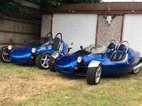 GRINNALL SCORPION K100 BMW MOTOR BIKE ENGINE TRIKE