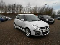 2010 Suzuki Swift 1.6 VVT Sport 3dr / LPG Kit fitted / Cheap Sporty Runner