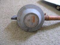 Calor Gas Bottle Regulator