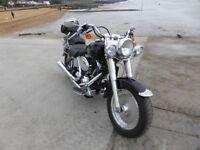 Harley Davidson FLSTF Fatboy 1450. 2000 year.