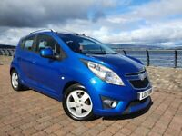 Chevrolet, SPARK, Hatchback, 2012, Manual, 1206 (cc), 5 doors / £30 TAX