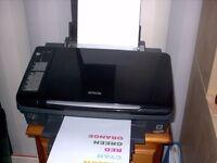 EPSON sx200 printer/scanner