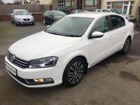 VOLKSWAGEN PASSAT 2.0 TDI HIGHLINE, 2013, 81K, LOVELY CAR **DRIVE THIS AWAY FROM £44 A WEEK**