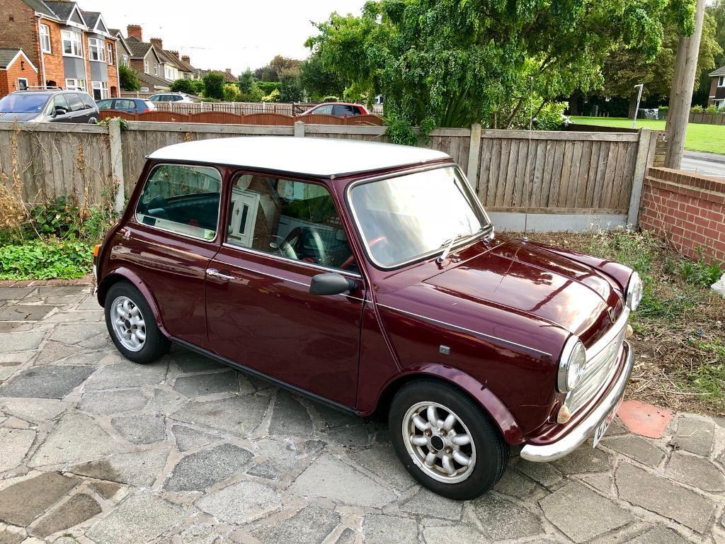 Austin Rover Classic Mini Thirty 30 Limited Edition In Witham Essex