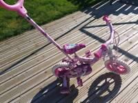 """10"""" Girls bike"""