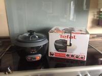 Rice cooker Tefal Black 1.8ltr