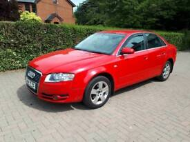 AUDI A4 2L TDI 6SPEED 140BHP JUST PAST MOT WILL SELL COMPLETE OR BREAK FOR PARTS