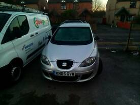 2005 Seat altea 1.6 long Mot