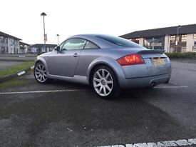2002 Audi TT 1.8 20vt BAM