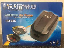 Fish tank air pump