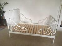 Ikea minnen child's bed toddler