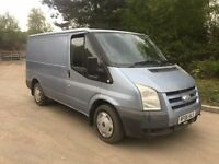2006 FORD TRANSIT SPARES OR REPAIRS MOT STARTS AND DRIVES £1295 O-N-O