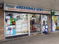 Newsagents / OFF Licence for Sale