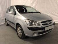 2006 Hyundai Getz Diesel 1.5 CRTD CDX+ 3dr *** FULL YEARS MOT ***
