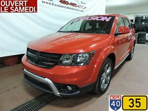 2016 Dodge Journey CROSSROAD, AWD, NAV, TOIT, 7 PASSAGERS