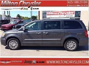 2015 Chrysler Town & Country Limited Leather Navigation Dual DVD