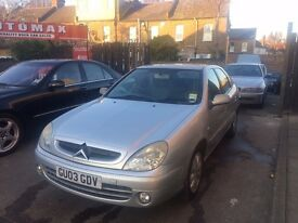 Citroen Xsara 1.6 i 16v Desire 5dr Part Exchange To Clear