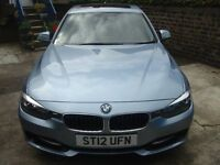 BMW 320i Sport, petrol, manual, FSH(BMW), extras include sunroof, met paint plus others.