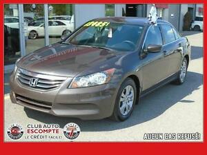 Honda Accord Sedan SE 2011