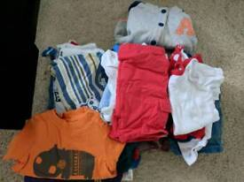 6-9 mths boys clothes bundle
