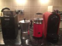 Coffee Bundle (separately also okay) £125
