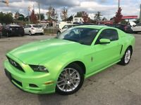 2014 Ford Mustang V6 PREMIUM / ALLOY'S / NO ACCIDENTS Cambridge Kitchener Area Preview