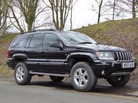2003 Jeep Grand Cherokee 4.7 HO V8 Auto - Exceptional Vehicle