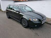Volvo v50 SE D (E4) 2005 excellent condition years mot full service history