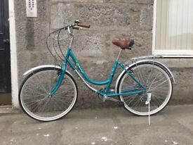 Women's Spring Dutch Style Bike