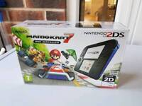 Nintendo 2DS with Mario Kart 7 pre-installed