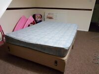 FREE Double Bed and Mattress