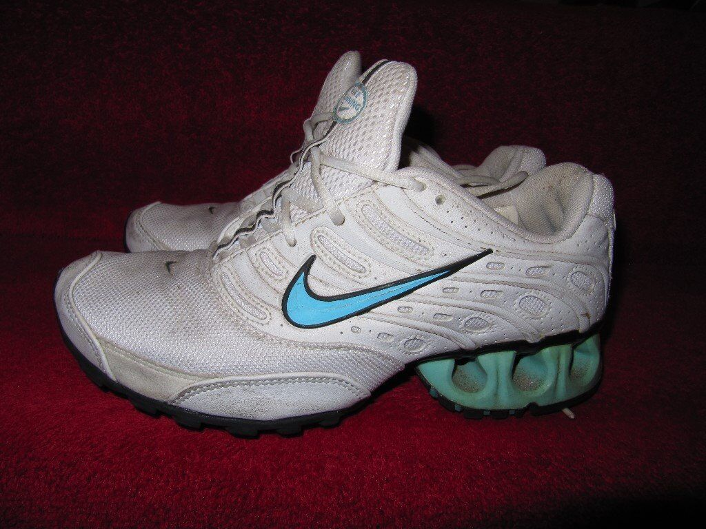 Nike running trainers size 4 (uk) very little used as can be seen in photosin Martlesham Heath, SuffolkGumtree - Nike running trainers size 4 (uk) very little used as can be seen in photos