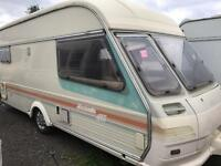 1991 Avondale sand Martin large 2 berth end kitchen/ wc MONDAY SALE