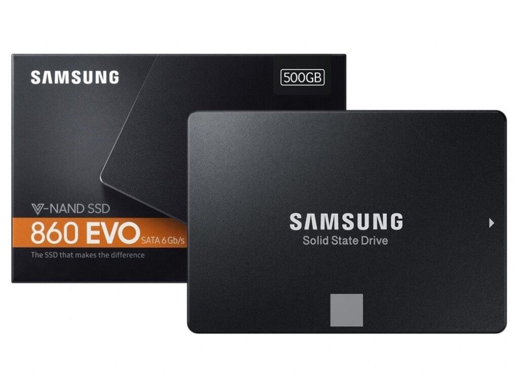 New Genuine Samsung EVO PC SSD 500GB 2.5