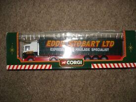 corgi eddie stobart lorry