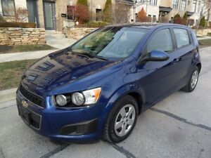 2013 Chevrolet Sonic LS, CERTIFIED, NO ACCIDENTS, AUTOMATIC