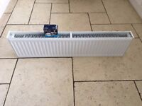Radiator – 1200mm x 300mm (4102Btu 1202W) – 5 days use only!