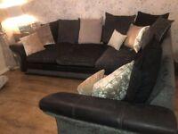 3 seater Corner Sofa (DFS)