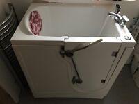 Disabled Spa Bath