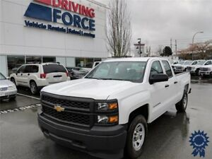 2015 Chevrolet Silverado 1500 Double Cab 4X4 w/6.5' Box