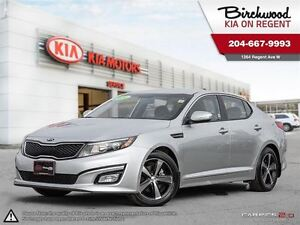 2014 Kia Optima LX *Heated Seats\Power Driver's Seat\Bluetooth