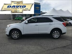 2010 Chevrolet Equinox 2LT V6 AWD, LEATHER, SUNROOF, LOCAL TRADE