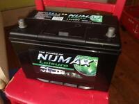 Leisure battery brand-new unused