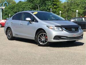 2013 Honda Civic LX (M5)