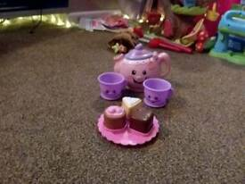 Talking teapot