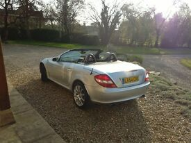 MERCEDES CONVERTIBLE FOR SALE AMAZING CONDITION LOW MILEAGE