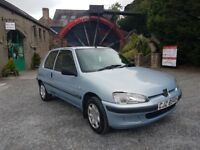 Peugeot 106 Independence 1.1 2002