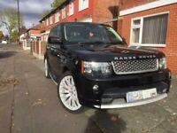 Land Rover, RANGE ROVER SPORT, Estate, 2012, Semi-Auto, 2993 (cc), 5 doors