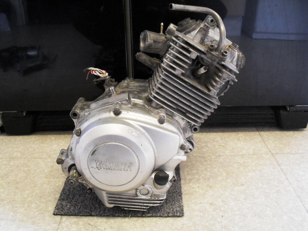 yamaha ybr 125 engine 2005