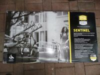 SARIS 1052 SENTINEL 3 BIKE CAR RACK BOXED SEE DETAILS